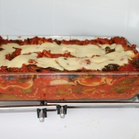 Homemade Lasagne (Lisagne)