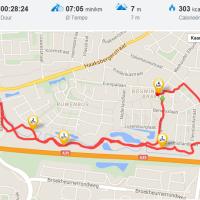 Op weg naar de 5 kilometer (week 4)