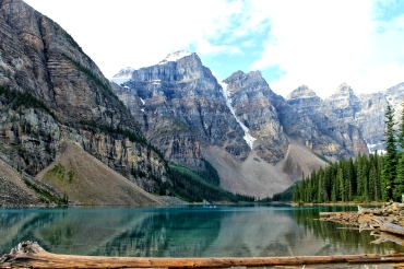 Moraine lake, Banff national park