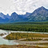Reisblog the Rocky Mountains, Canada