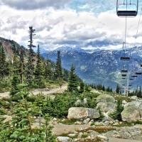 Reisblog Whistler, BC Canada