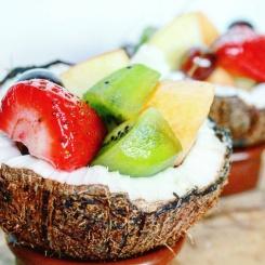 Wat eten we vandaag - vers fruit