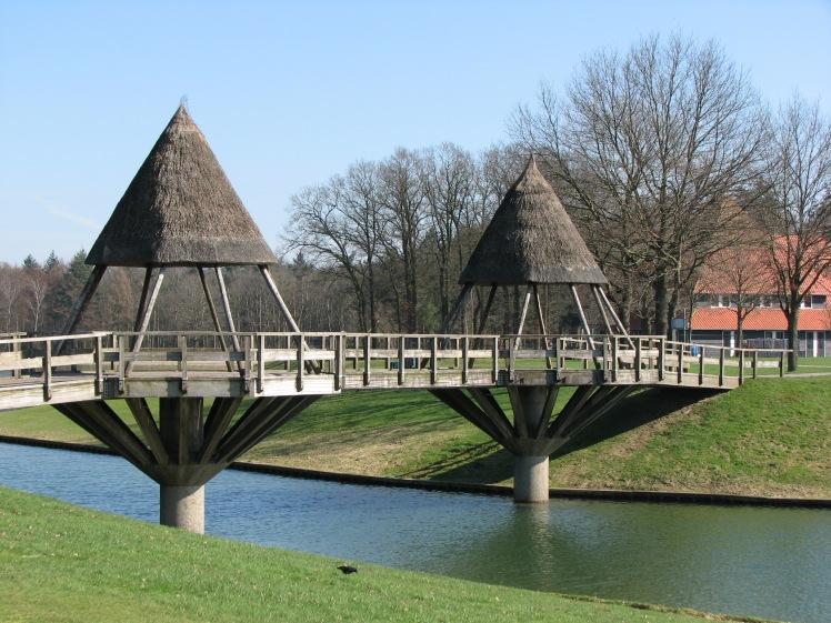 Ultimate workout - Outdoor Challenge Park Hulsbeek