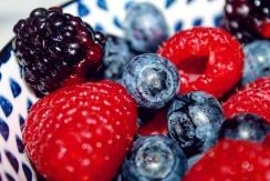 Wat eten we vandaag bosvruchten - Healthylivinglisan