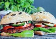 Wat eten we vandaag vegetarische burger - Healthylivinglisan