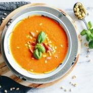 Wat eten we vandaag wortelsoep met coburgerham - Healthylivinglisan