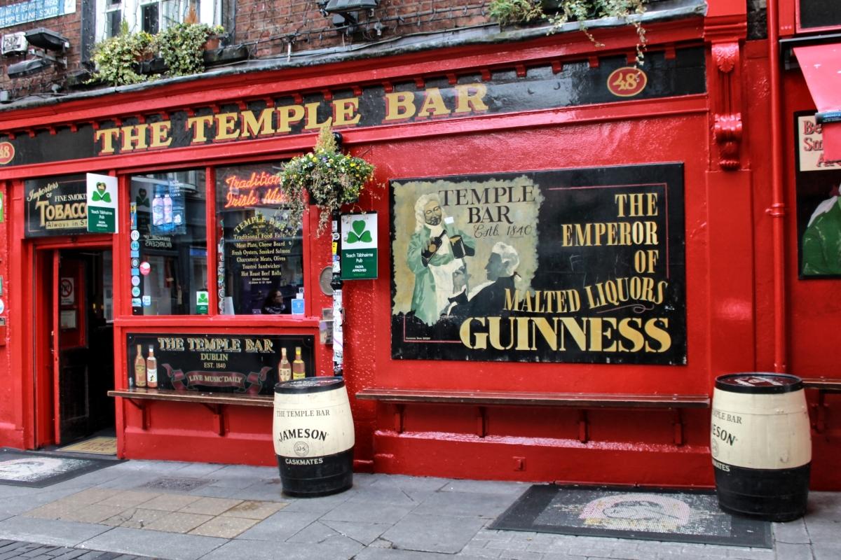 Reisblog: Citytrip Dublin, Ierland
