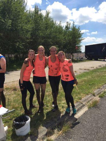Team Goal Diggers halverwege - Healthylivinglisan