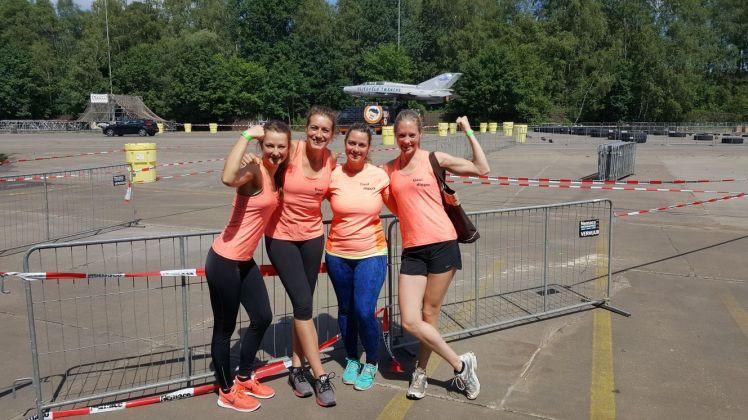 Team Goal Diggers - Healthylivinglisan