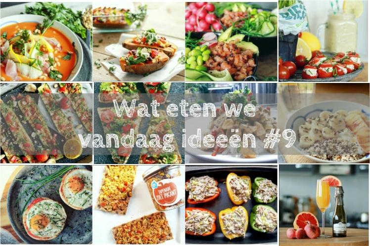 Wat eten we vandaag ideeën 9