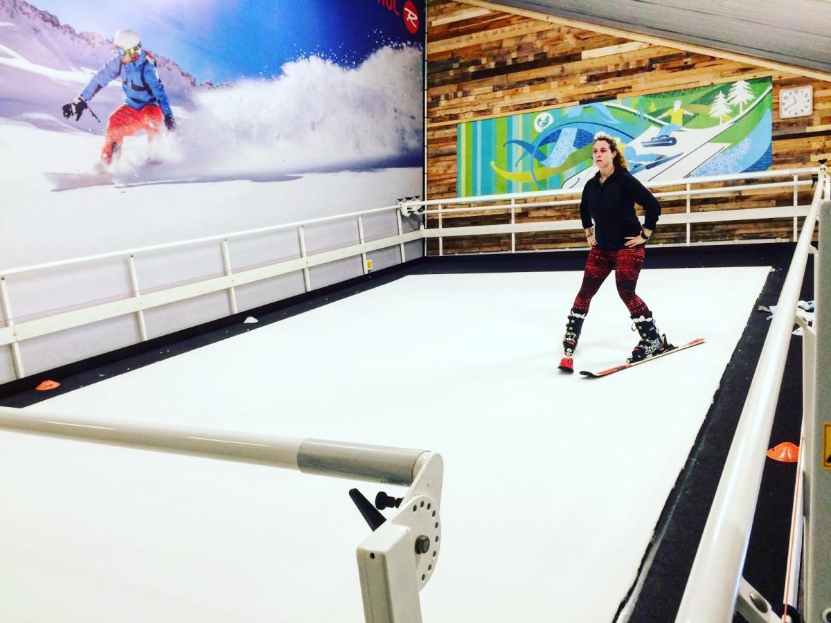 Skiën leer je bij SnowiseSports in Deurningen!