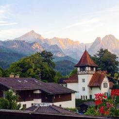 Alpenroute Garmisch Partenkirchen - Healthylivinglisan