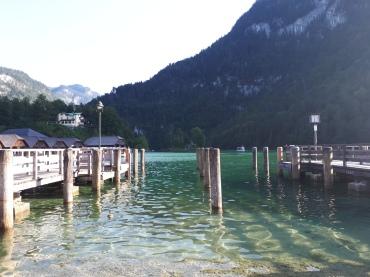 Alpenroute Königssee Berchtesgaden 1 - Healthylivinglisan
