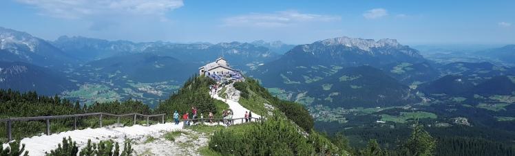 Alpenroute Kehlsteinhaus Berchtesgaden 1 - Healthylivinglisan