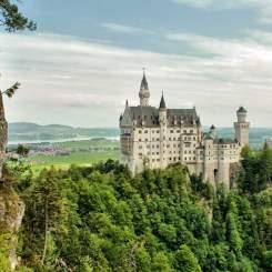 Alpenroute Slot Neuschwanstein - Healthylivinglisan