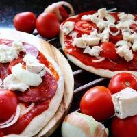 Bloemkoolpizza met chorizo